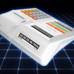 Novitus Next - kasa rejestrująca z tabletem